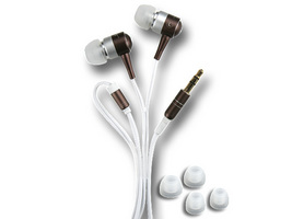 ECOUTEUR STEREO INTRA-AURICULAIRE AL15-BRO