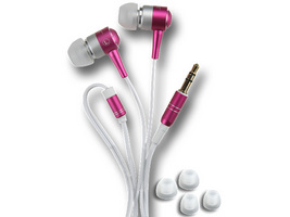 ECOUTEUR STEREO INTRA-AURICULAIRE AL15-PIN