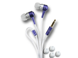 ECOUTEUR STEREO INTRA-AURICULAIRE AL15-PUR